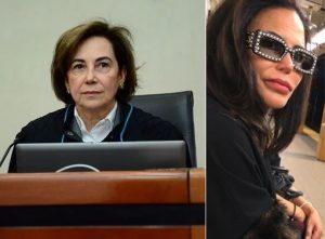 Desembargadora que soltou Nejmi Aziz já foi acusada de tráfico de influência