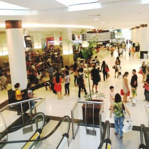JulhoBlackchega ao Millennium Shopping com descontos de até 70%