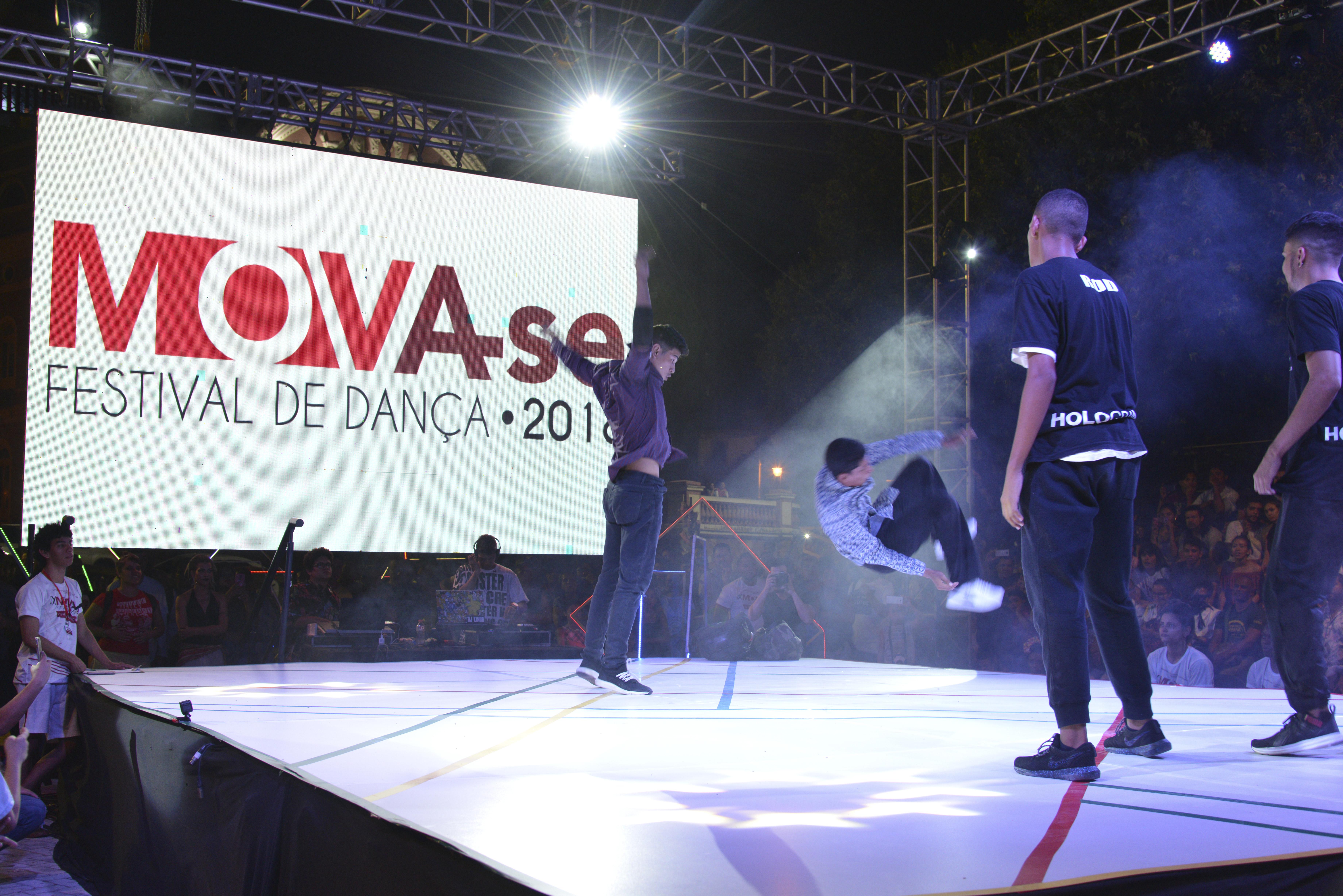 Encerram amanhã as inscrições para a 10ª. Edição do Mova-se festival de Dança