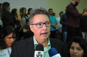 Ausência de alunos é principal dificuldade para reposição de aulas aos sábados, afirma secretário de Educação, Luiz Castro