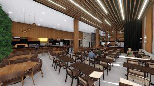 Pátio Gourmet inaugura nova unidade com restaurante de alta gastronomia