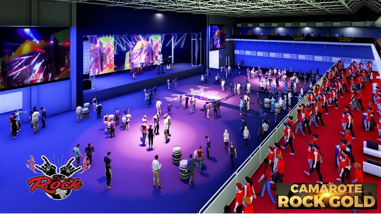 Planeta Rock 2019 terá espaço camarote especial