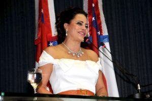 Ex-primeira dama do Amazonas, Nejmi Aziz está presa na sede da PF