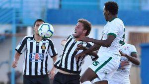 Manaus FC é goleado na Copa Verde