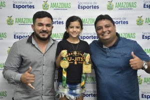 Atleta mirim do AM vai disputar Sul-Americano de Jiu-Jítsu