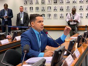 Alberto Neto participa de audiência pública sobre Plano Dubai