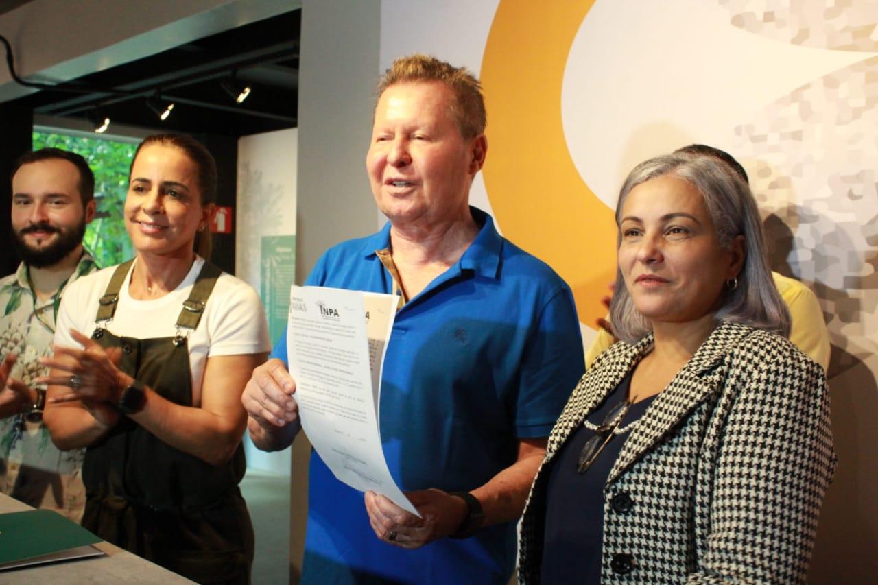 Prefeitura de Manaus reabre as portas do Bosque da Ciência