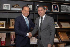 Marcelo Ramos ensaia aproximação com SP antevendo dificuldades na Reforma Tributária
