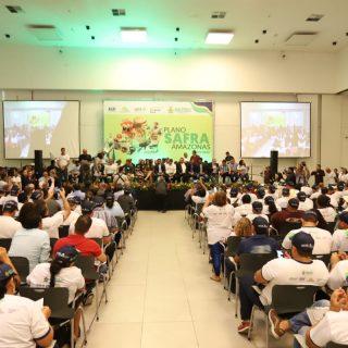 Deputados Estaduais participam de lançamento do Plano Safra