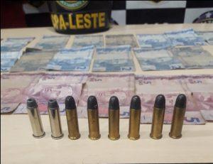 Vinte e uma pessoas são presas e três armas de fogo são apreendidas em Manaus