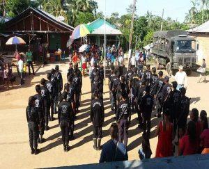 Em Tabatinga, PM firma parceria de policiamento em comunidades indígenas
