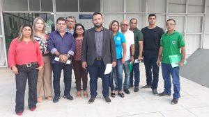 Após reunião tensa na Sefaz, dirigentes de entidades de classe sinalizam greve geral