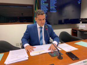 Frente Parlamentar Mista presidida por Alberto Neto pede intervenção em presídio no Pará