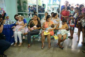 Campanha Agosto Dourado pede engajamento da sociedade no incentivo ao aleitamento materno