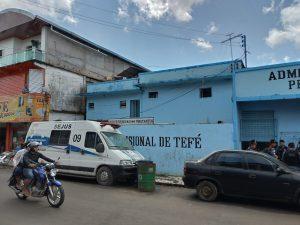 Unidade Prisional de Tefé está passando por fiscalização do MPAM por causa de contrato de alimentação