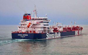 Reino Unido considera apreensão de navio pelo Irã um ato hostil e promete sérias consequências