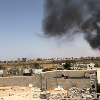 Bombardeio em hospital na Líbia mata 3 civis e deixa 10 feridos