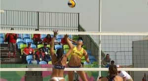 Brasil vence mais uma no vôlei de praia feminino e segue na frente