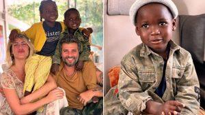 Bruno Gagliasso e Giovanna Ewbank apresentam o filho: 'Bless chegou em casa'