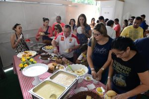 Nacer promove café da manhã beneficente em Manaus