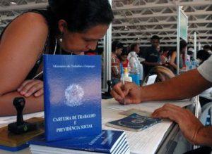 País registra criação de 48,4 mil vagas de trabalho formal