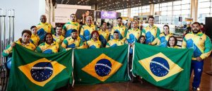 Jovem atleta do AM participa do Mundial Paralímpico de Halterofilismo