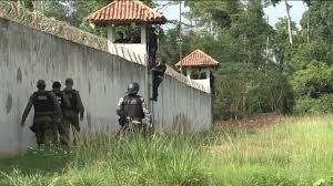 Sobe para 62 o número de mortos em briga de facções no Pará