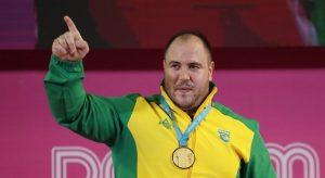 Fernando Reis fatura ouro em Lima e é tri pan-americano