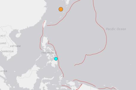 Terremoto de magnitude 5,8 deixa 25 feridos no sul das Filipinas