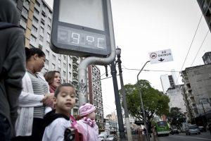 Frio intenso chega as regiões Sul, Sudeste e Centro-Oeste do Brasil