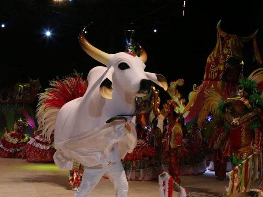 Garantido apresenta sua melhor noite e se despede do Festival aclamado por sua torcida