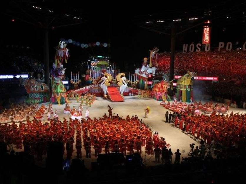 Garantido apresenta sua melhor noite e se despede do Festival aclamado por sua torcida 1