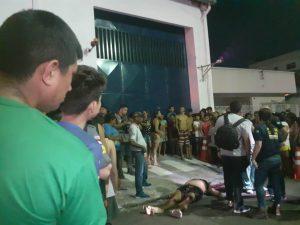 Homem morre com tiros de escopeta no bairro Petrópolis, em Manaus