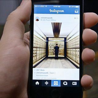 Instagram começa a testar no Brasil ocultação do número de likes