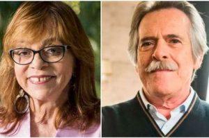José de Abreu e Gloria Perez brigam por causa de política no Twitter