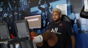 Neymar expressa desejo de deixar o PSG
