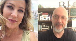 """Luana Piovani rebate 'conselho' de Britto Jr: """"Não preciso de homem!"""""""