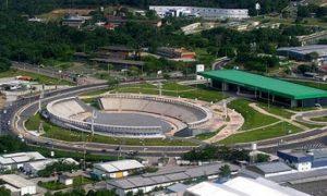 Bola da Suframa será parcialmente interditada nesta segunda-feira (15), em Manaus