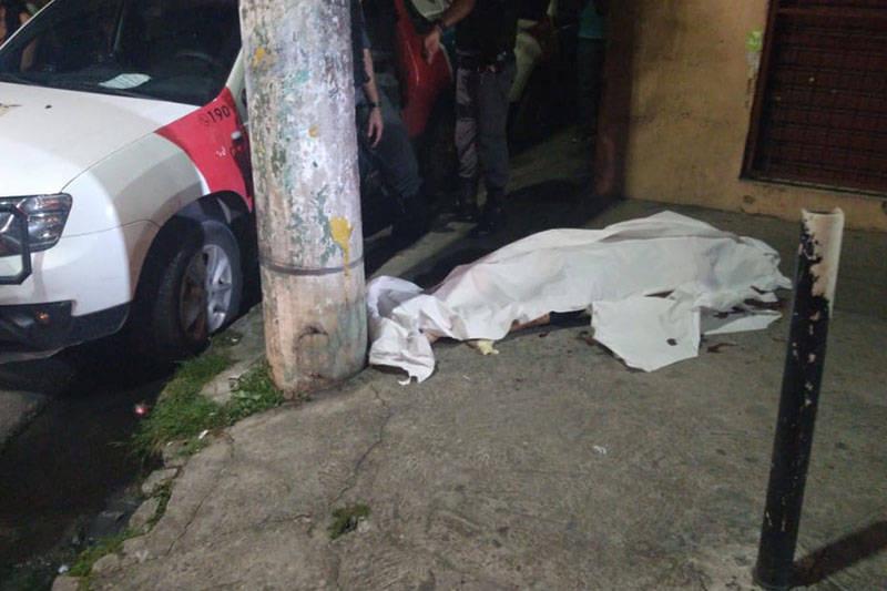 Homem é morto a tiros no Morro da Liberdade, em Manaus