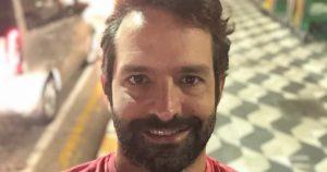 Ex-galã da globo vira motorista de aplicativo