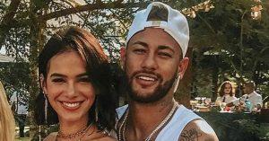 Com sintomas de saudades, Neymar cria boneca de jogo inspirada em Bruna Marquezine