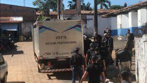 Presos de Altamira são mortos dentro de caminhão enquanto eram transferidos
