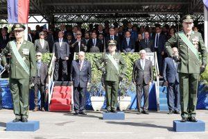 Bolsonaro: União entre Executivo e Legislativo é chave para sucesso