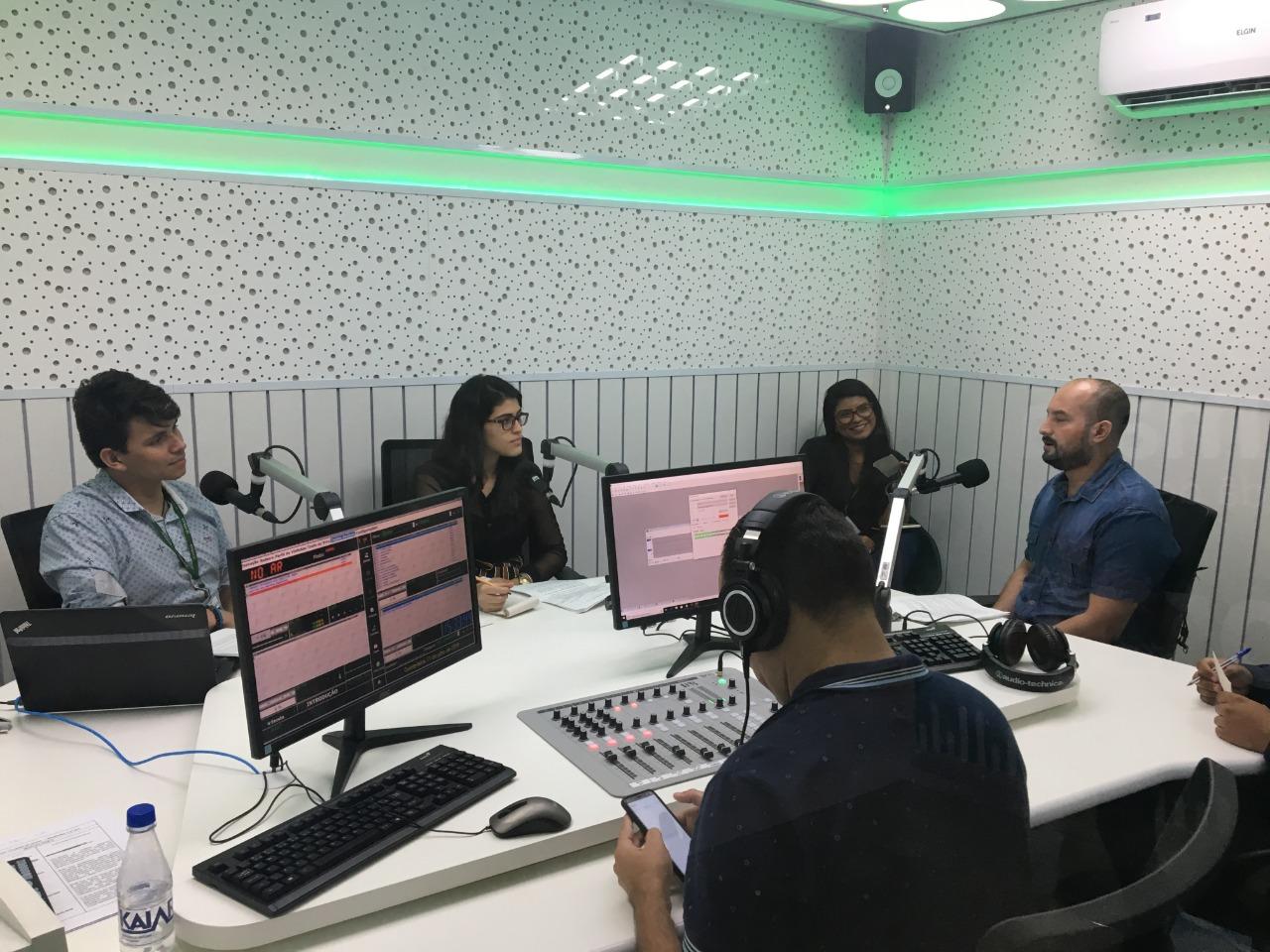 Programa 'Teia de Oportunidades' estreia na Rádio Câmara Manaus
