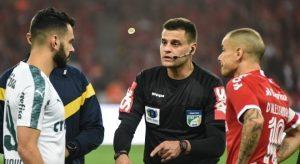 Presidente do Inter chama juiz de 'safado' e árbitro relata na súmula