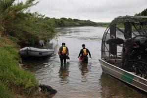 Criança brasileira de 2 anos desaparece em rio entre EUA e México