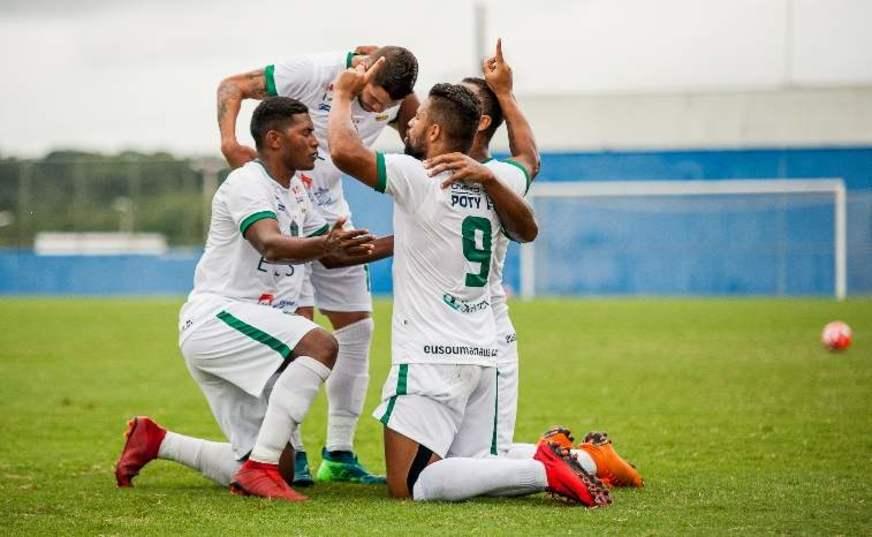 Manaus FC vai encarar o Caxias-RS nas quartas de final da Série D