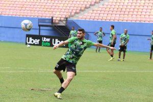 """Manaus FC faz treino aberto ao público de olho no """"jogo do acesso"""""""