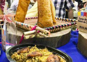 Arraial 'Chefs de Ponta' encerra neste domingo (7), em Manaus