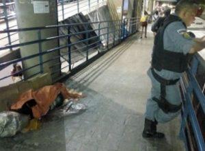 Mulher é encontrada morta dentro do Terminal 4, em Manaus